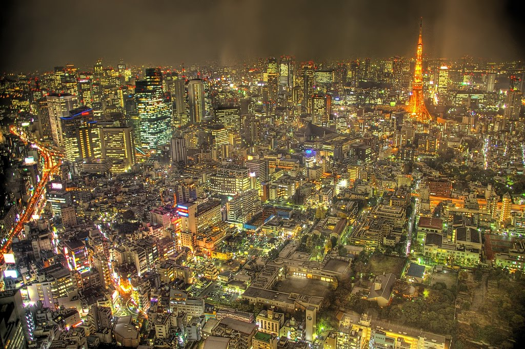 Top 10 best places to visit in japan happiness is japan for Tokyo what to see